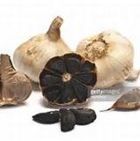 Superfood vergistte de Zwarte Korrels van het Knoflook van de Bollen van het Knoflook