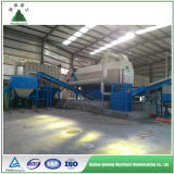 Ordures de disposition de déchets triant la gestion des déchets de système