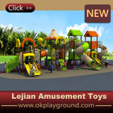 Lovely Beautiful Design Children Outdoor Playset Equipment (X1510-6)
