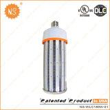 lámpara del maíz del lumen LED del almacén de 180W Dlc alta