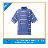 Professional respirable Golf Polo Tops pour Men