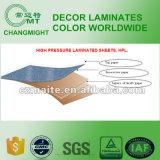 Lamellierte Möbel der Dusche-Panels/HPL/Baumaterial