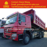 camion del camion del deposito di 18-25tons HOWO 6*4 per la sabbia e la pietra