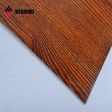 Exterior Wooden Aluminum Composite Panel with High Quality (AE-308)