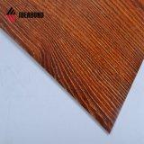 Наружные защитные элементы деревянной алюминиевых композитных панелей с высоким качеством (AE-308)