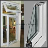 Двойное изолируя стеклянное окно UPVC