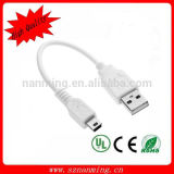Câble de données USB 2.0 Male to Mini 5pin Male
