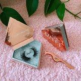 Оптовая торговля 3D Eyelash мягких естественных волос ручной работы норки ресниц