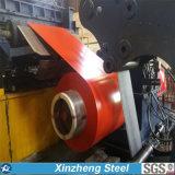Bobina d'acciaio di PPGI, bobina d'acciaio preverniciata, fornitori dello strato di PPGI
