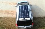 2018 de Volwassen Nieuwe Zonne Elektrische Auto met 4 wielen van de Energie