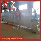 De Drogende Apparatuur met 3 lagen van de Riem van de Hete Lucht van het Fruit van het kruid van China