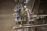 220Vの自動磨き粉の飲料水の充填機