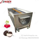 Machine à laver industrielle de patate douce de nettoyeur de pomme de terre