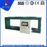 Tipo de acero detector de metales de la correa de la cinta Gjt de la serie aprobada de ISO/Ce para el transportador de correa