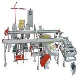 Fraisage du chant de la machine pour la fabrication de contreplaqué de scie
