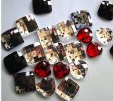 Flache Rückseiten-Spiegel-Glaskorne