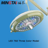 Luz LED de funcionamiento quirúrgico móvil560 con Ce y ISO