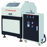 Máquina de estaca (Waterjet) de alumínio do jato de água com Ce