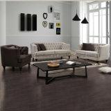Nordisches Gewebe-Sofa-gesetzte Wohnzimmermöbel der Art-123