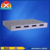 Disipador de calor del agua de refrigeración de aleación de aluminio 6063