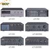 El sistema de sonido profesional amplificador de potencia digital