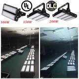 150W LED UL 증명서를 가진 옥외 닫집 갱도 플러드 빛