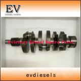 As peças do motor da escavadeira 3KC2 3kr2 3KC1 3kr1 Conjunto do Rolamento Principal do Virabrequim