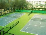 Gute Qualitätsplastikvinyltennis-Sport-Bodenbelag