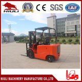 2.5tons Niuli Four Wheels Electric Counterbalanced Forklift