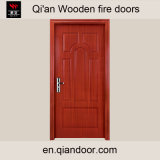 Sapelli Haut-hölzerne feuerfeste Tür