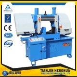 Horizontal Henghua G4235 Máquina de corte sierra de banda de metal