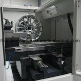 Torno automático Awr28hpc de la reparación de la rueda de la aleación del regulador de la PC