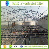 Prefabricated 강철 건축 구조 작업장 창고 물자 건축