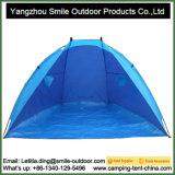 Tente UV imperméable à l'eau de plage de pêche de parapluie de protection