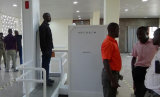 Prorection Protection de la confidentialité Screening X Ray Full Body Scanner