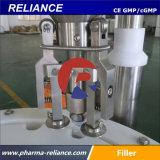 Do líquido estéril dos tubos de ensaio da injeção de Rvf da confiança máquina tampando de enchimento
