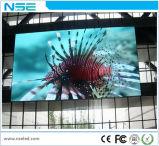Design fino P3mm Instalação fixa display LED para piscina eventos ao ar livre