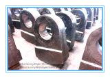 De mijn het voering-Effect van de Slijtage Plaat van de Hamer van het Afgietsel van het Staal van de Staven van de Slag van de Maalmachine
