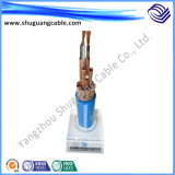 O PVC XLPE com bainha de cabo do calculador de quadro de instrumentos