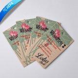 Hueco mayorista de cartón de papel de la etiqueta de giro/colgar la etiqueta de papel
