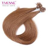 カラー#5 Prebond U先端の人間の毛髪の拡張