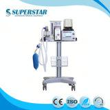 De Veterinaire Machine van Anestesia van het Ziekenhuis van de Anesthesie van de dierenarts