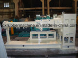 高品質の中国の製造業者90mmのゴム押出機機械
