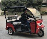 Motor eléctrico alimentado por batería de 3 ruedas bicicletas triciclo Trike adultos