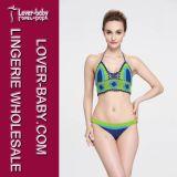 Frauen-reizvolle Badeanzug-Häkelarbeit-Schwimmen-Abnutzung (L32570)
