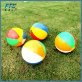Bola de playa del PVC del juguete o del acontecimiento o de la actividad del niño