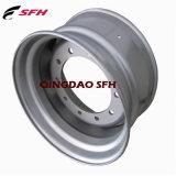 Cerchione e rotella senza camera d'aria d'acciaio leggera (24.5X8.25)