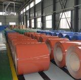 Die beschichtete Farbe Ral5035 galvanisierte Stahlring