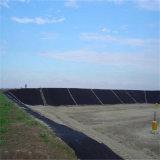 1mm/40mils géomembrane HDPE doublures pour les poissons de l'étang de ferme