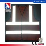 Marcação en471 de alta visibilidade Laranja Barata Rreflective Vest para Saneamento trabalhando